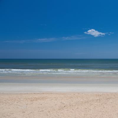 Atlantic Ocean, Daytona Beach